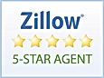 Zillow 5 Star icon