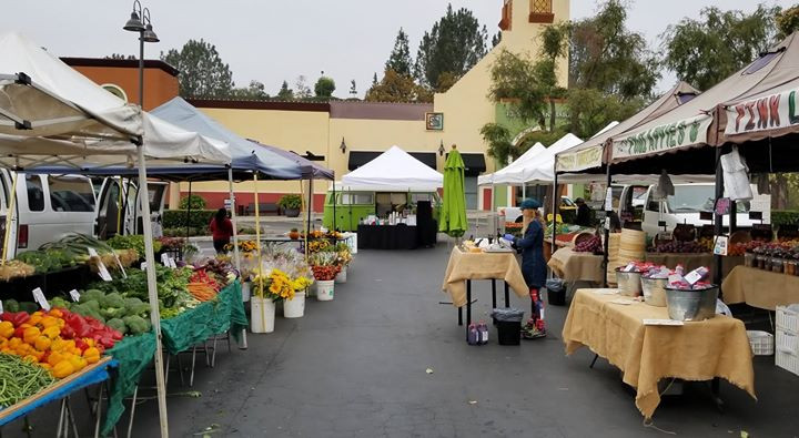 Saturday Farmers' Market - 1.1 miles