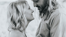 Love is in the air {Payson, Arizona Engagement Session}