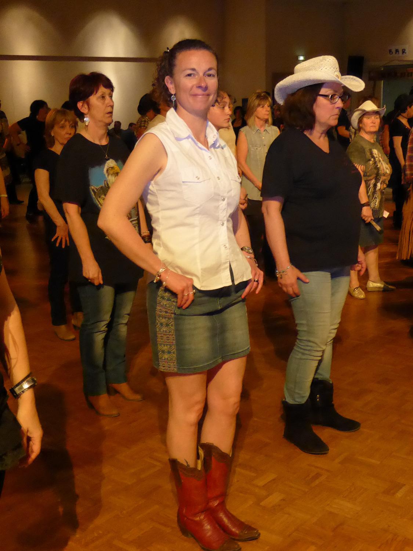 Sophie bal Valdo dancers