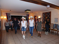 1er bal country on fire