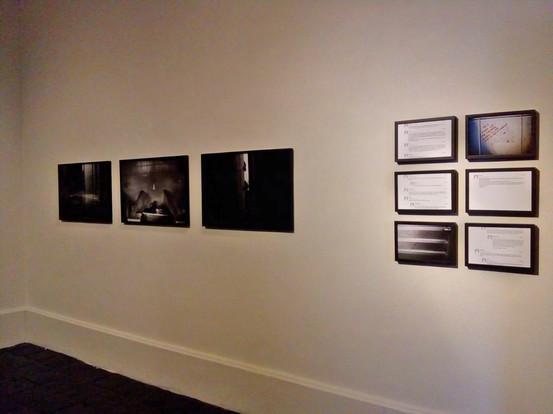 Em exposição no Museu Histórico do Estado do Pará pelo IX Prêmio Diário contemporâneo de Fotografia, 2018  Curadoria de: Rosely Nakagawa, Walda Marques e Flavya Mutran, 2018.