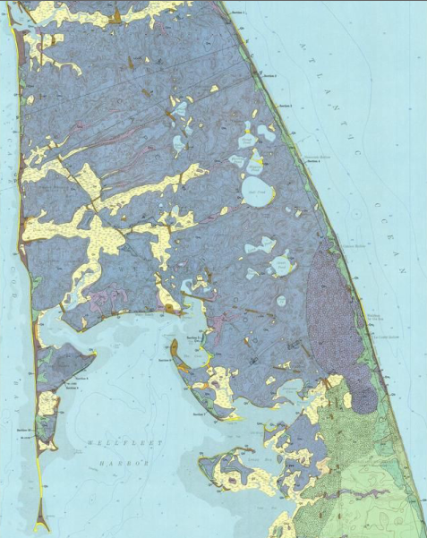 Wellfleet Geology