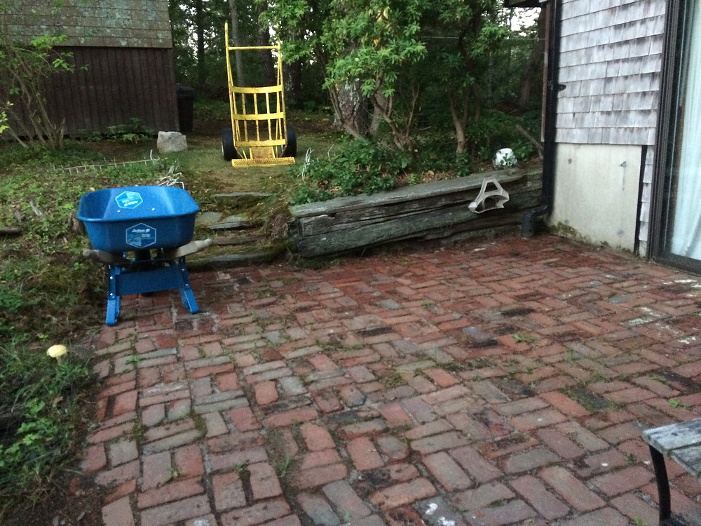 Cape Cod Stoneworks Steps and Retaining Wall