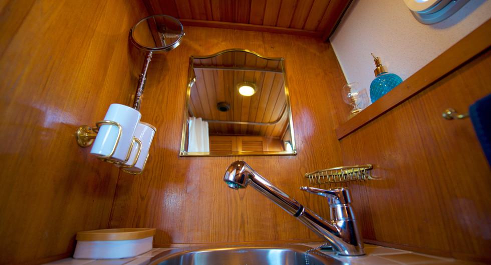 Homeboat salle de bain