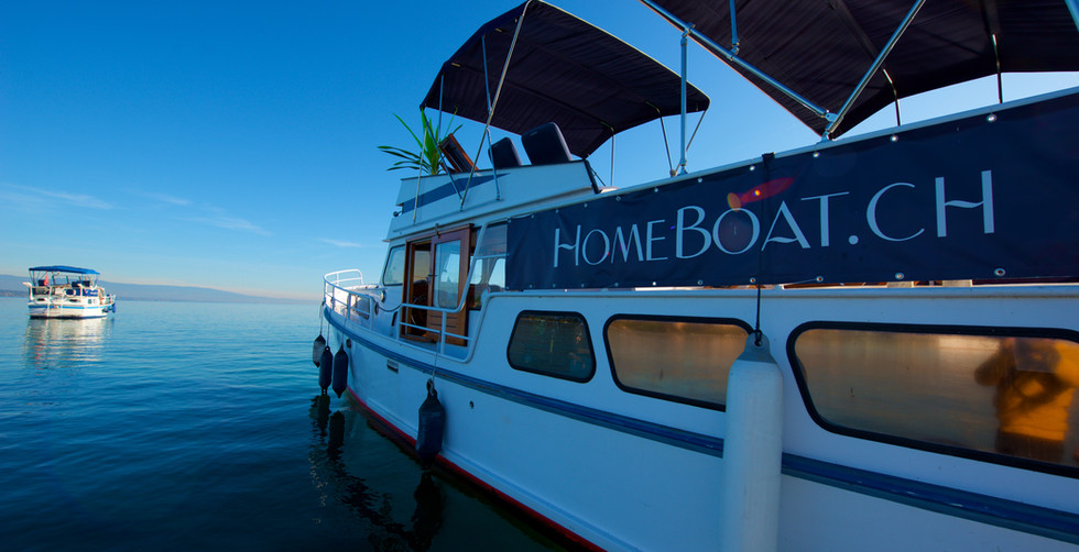Homeboat Genève