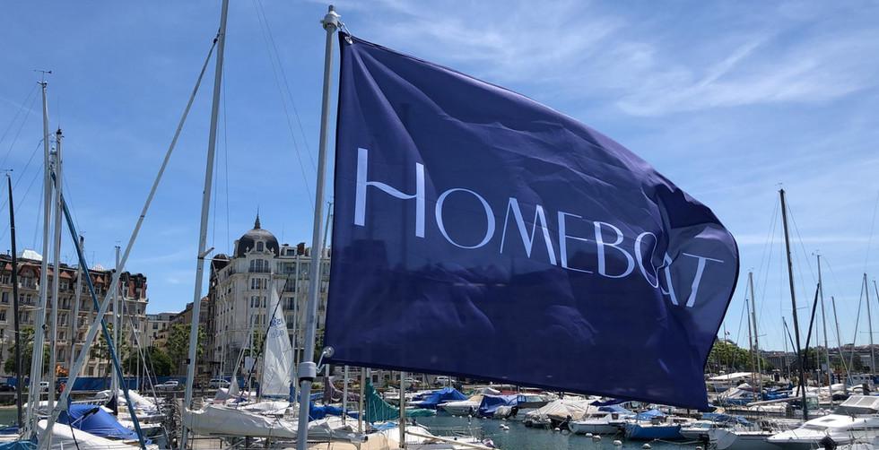 Homeboat au Port Wilson
