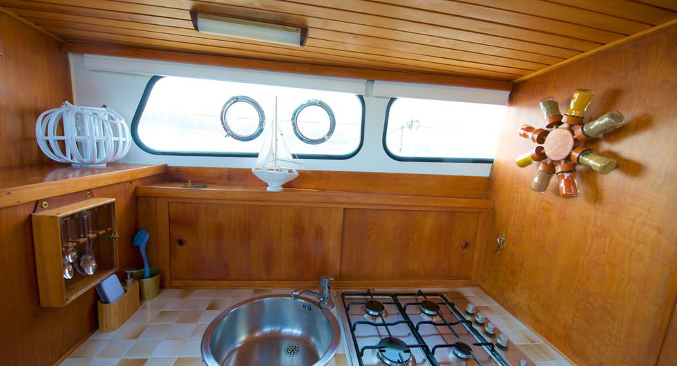 Homeboat cuisine