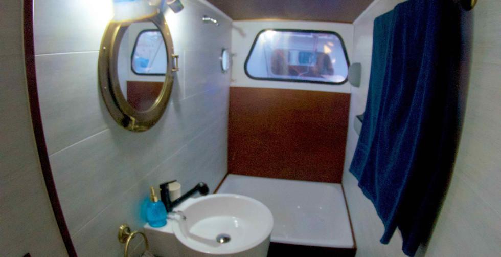 Homeboat détente