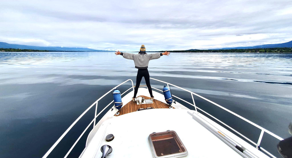 Homeboat liberté