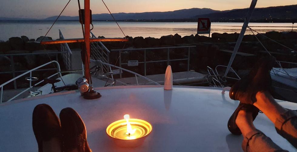 Homeboat à deux
