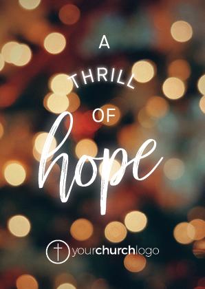 #2 Thrill Of Hope