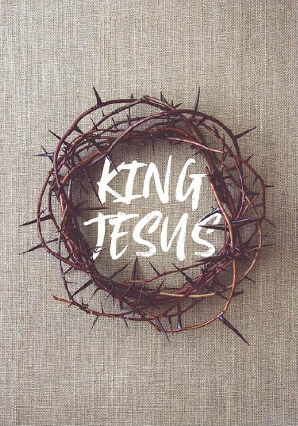 #8 King Jesus
