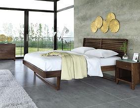Copeland Contour Bedroom Set