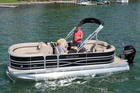 VIP High HP Pontoon