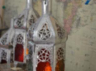 Marrkech lantern Morrocan Lantern tea light Lantern exotic lantern handcrafted art