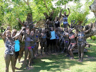 Amy's Day as a Fijian