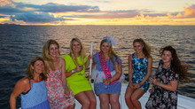 Katie's Sunset Cruise Hens Party