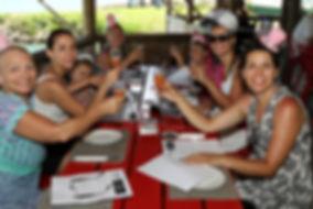 Mudbath Hotsprings Sabeto Hens day ideas fiji denarau Coral Coast outrigger lunch strippers