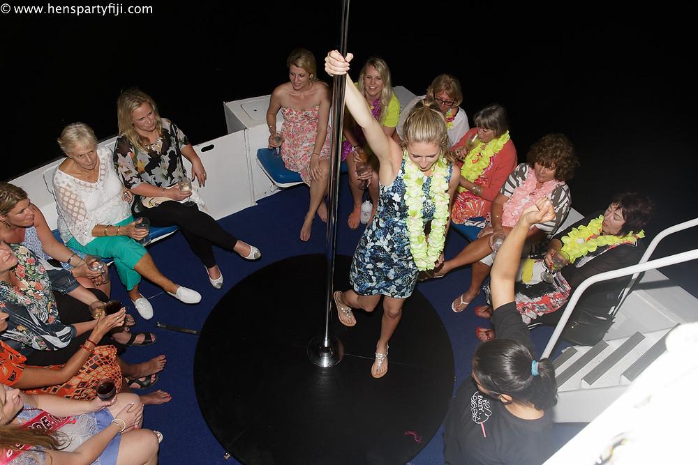 Sunset Dinner Cruise Denarau Coral Coast Hens Party Fiji