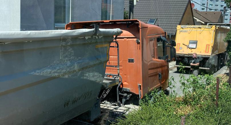 Odvoz stavebnej sute