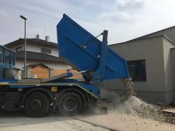 dovoz 10m3 kameniva