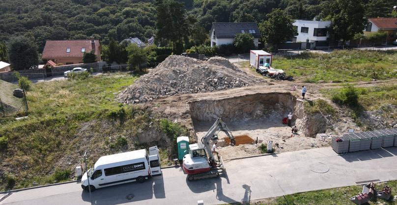 Stavba je pripravená na betonáž