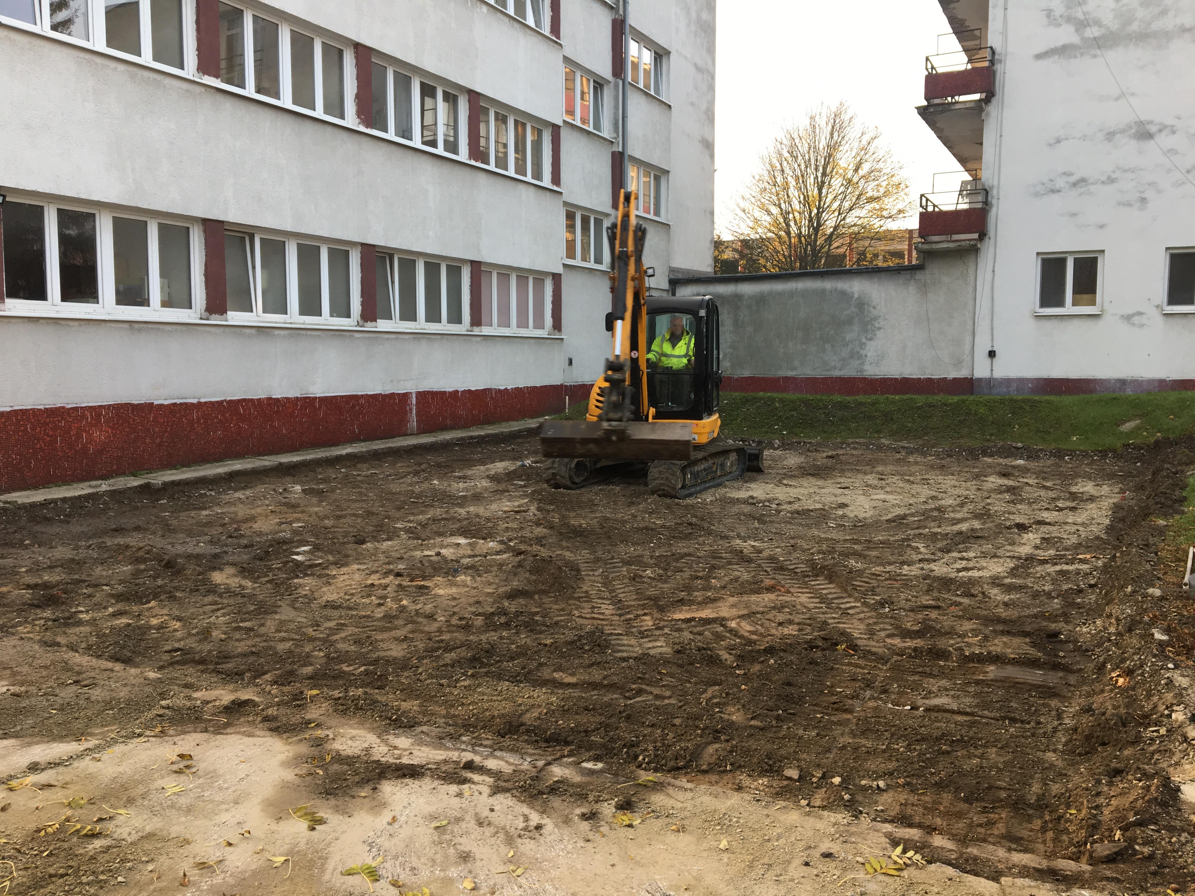 Odobratie ornice v Bratislave