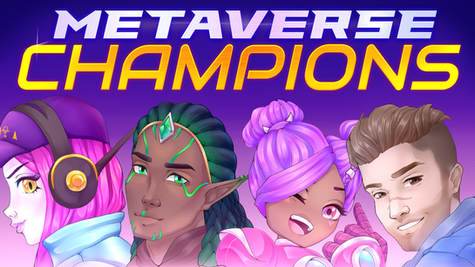 Metaverse Champions Official Promotional Artwork