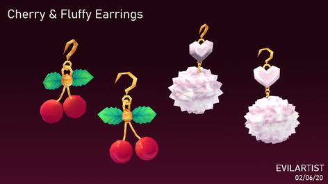Cherry-FluffyEarrings.png