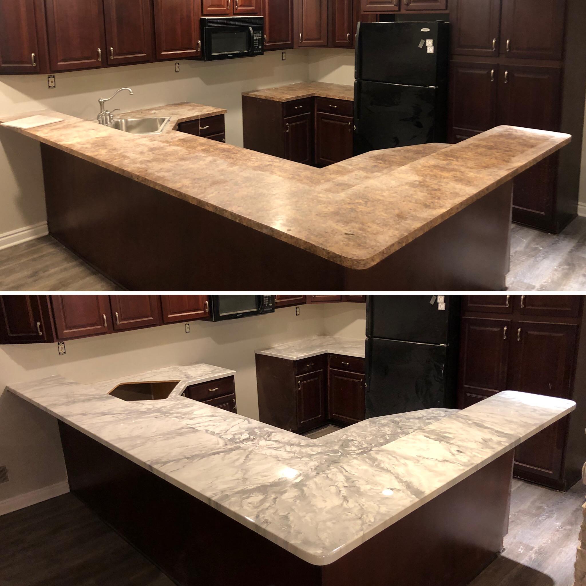 Kitchen Remodel | Wixom | Epoxy Culture