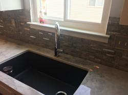 Custom Under-mount Sink