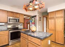 Custom Epoxy Kitchen Counters