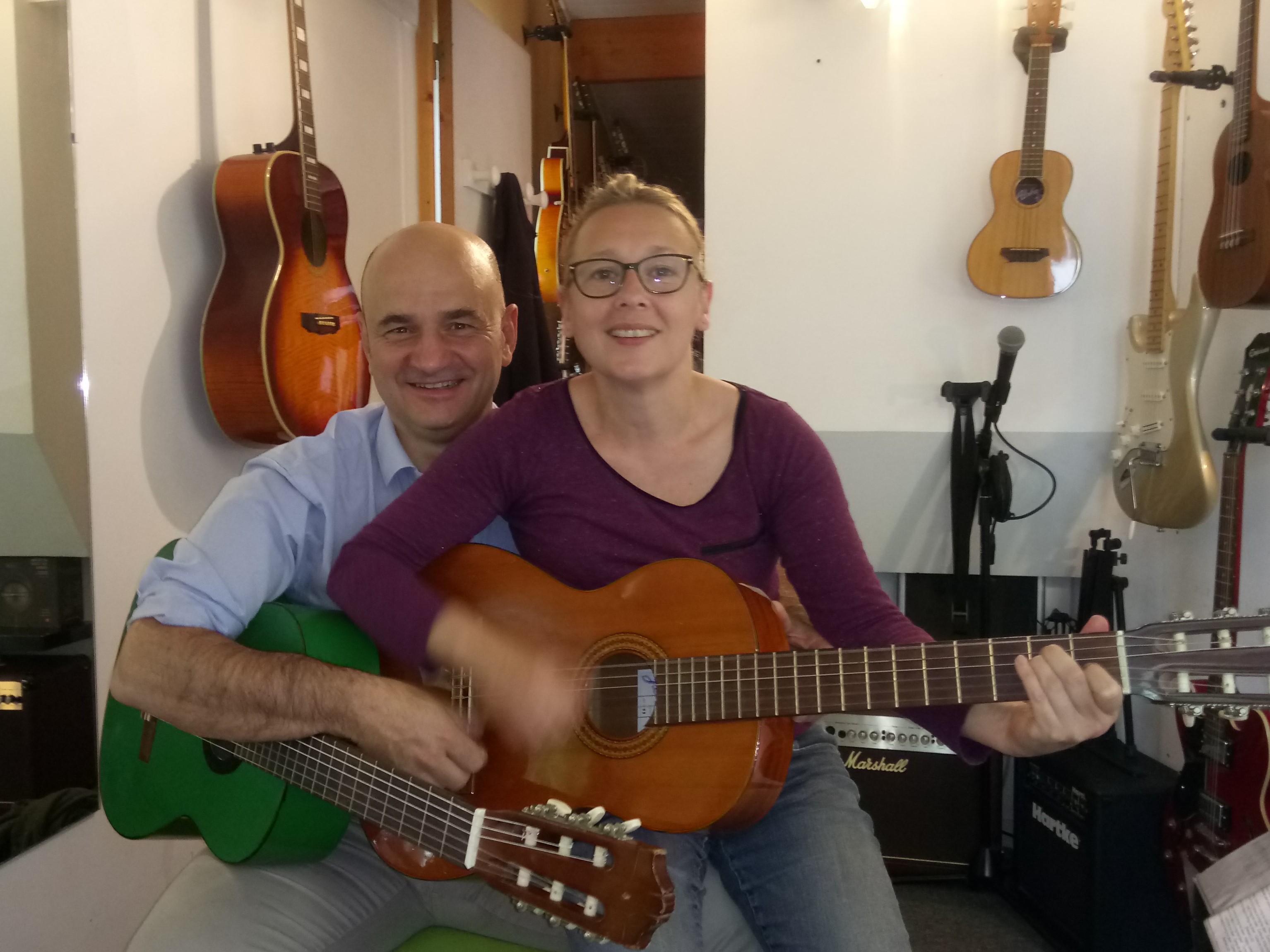 Max et Karine