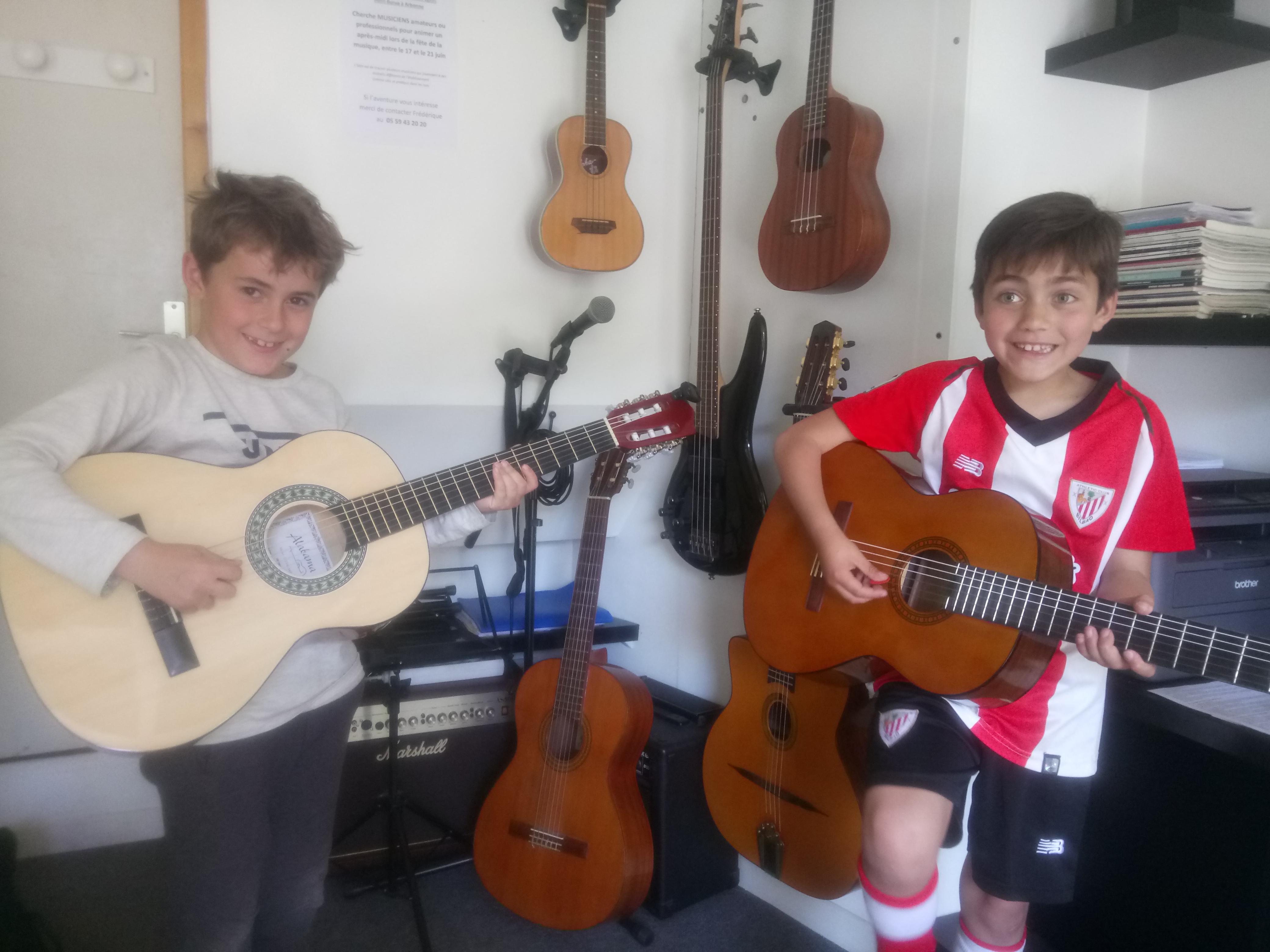 Luka et Gabriel