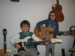 Bruno et Clara