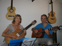 Brigitte et Ronan