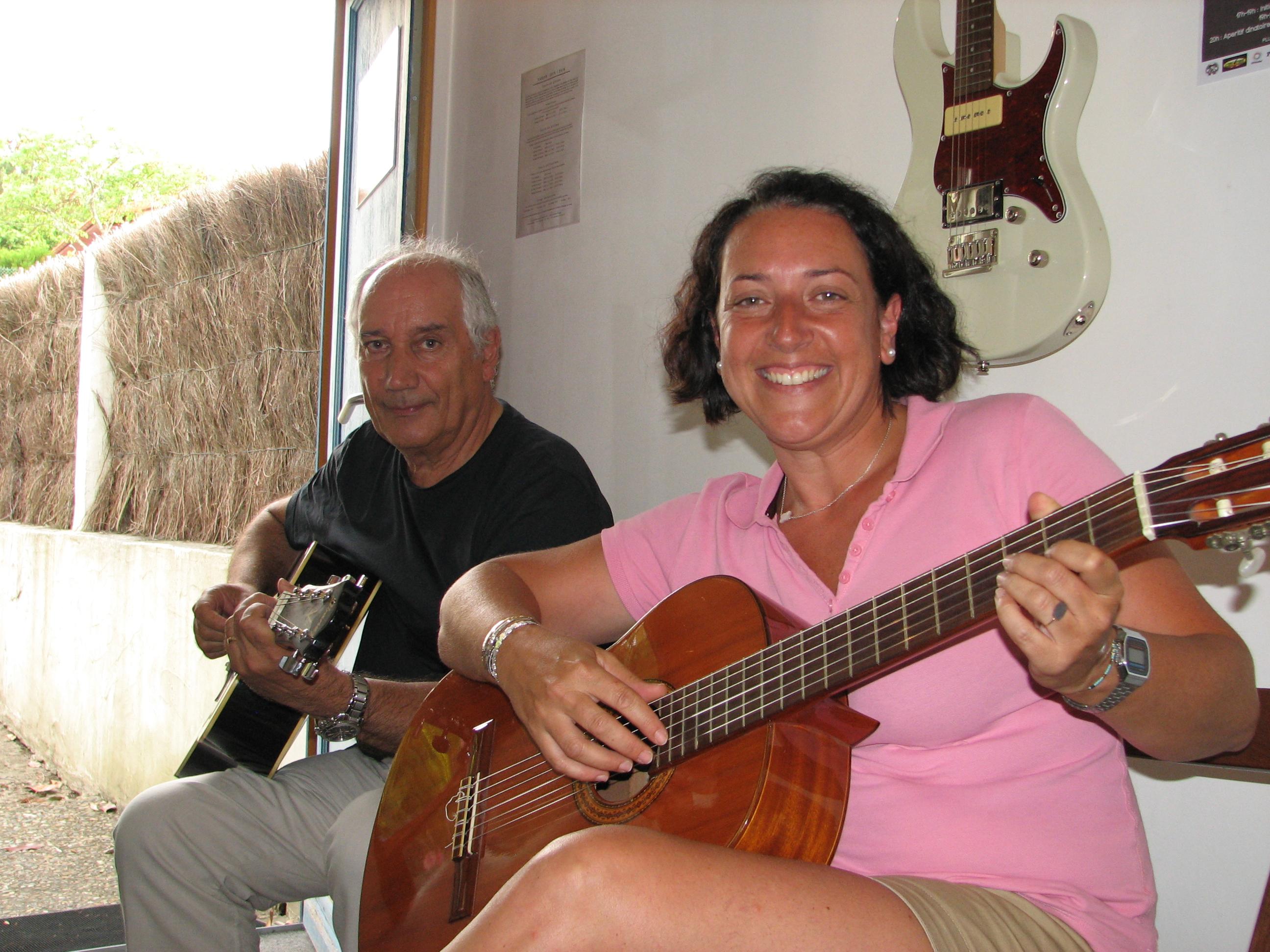 François et Stéphanie