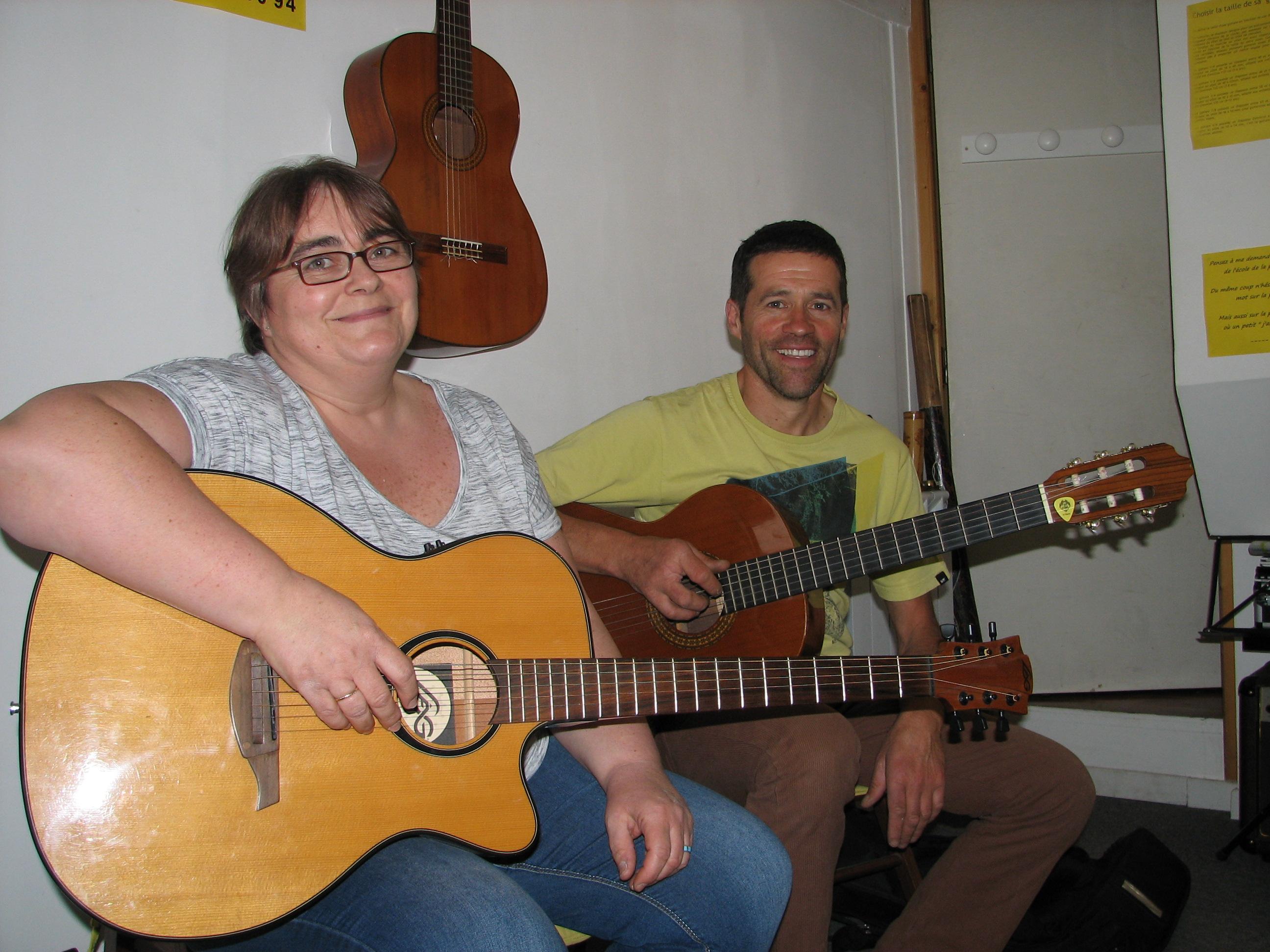 Carole et Jean-Michel