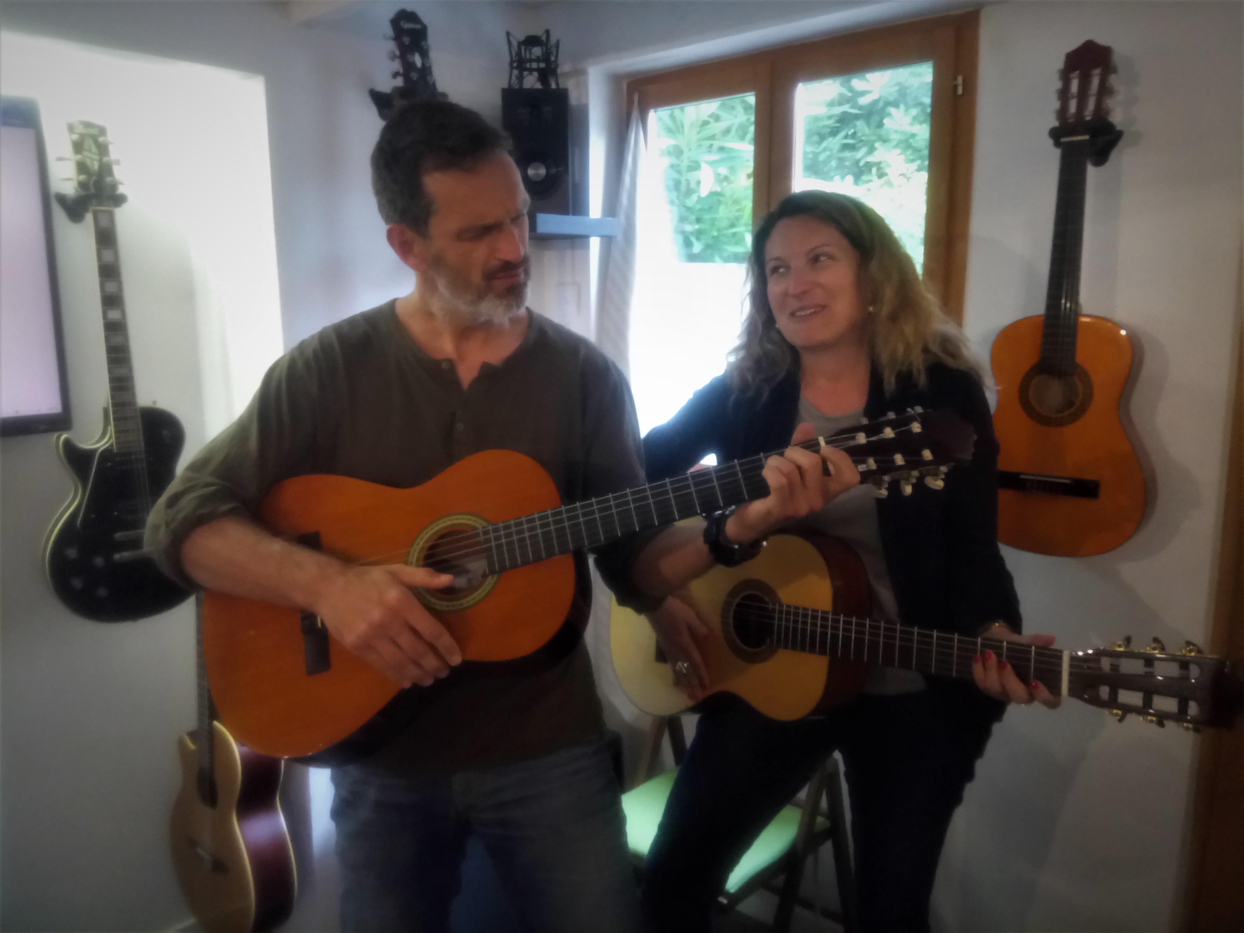 Mickael et Christelle