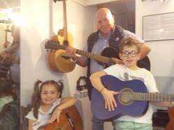 Lyla, Xavier et Arthur