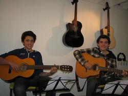 Rémi et Lucas