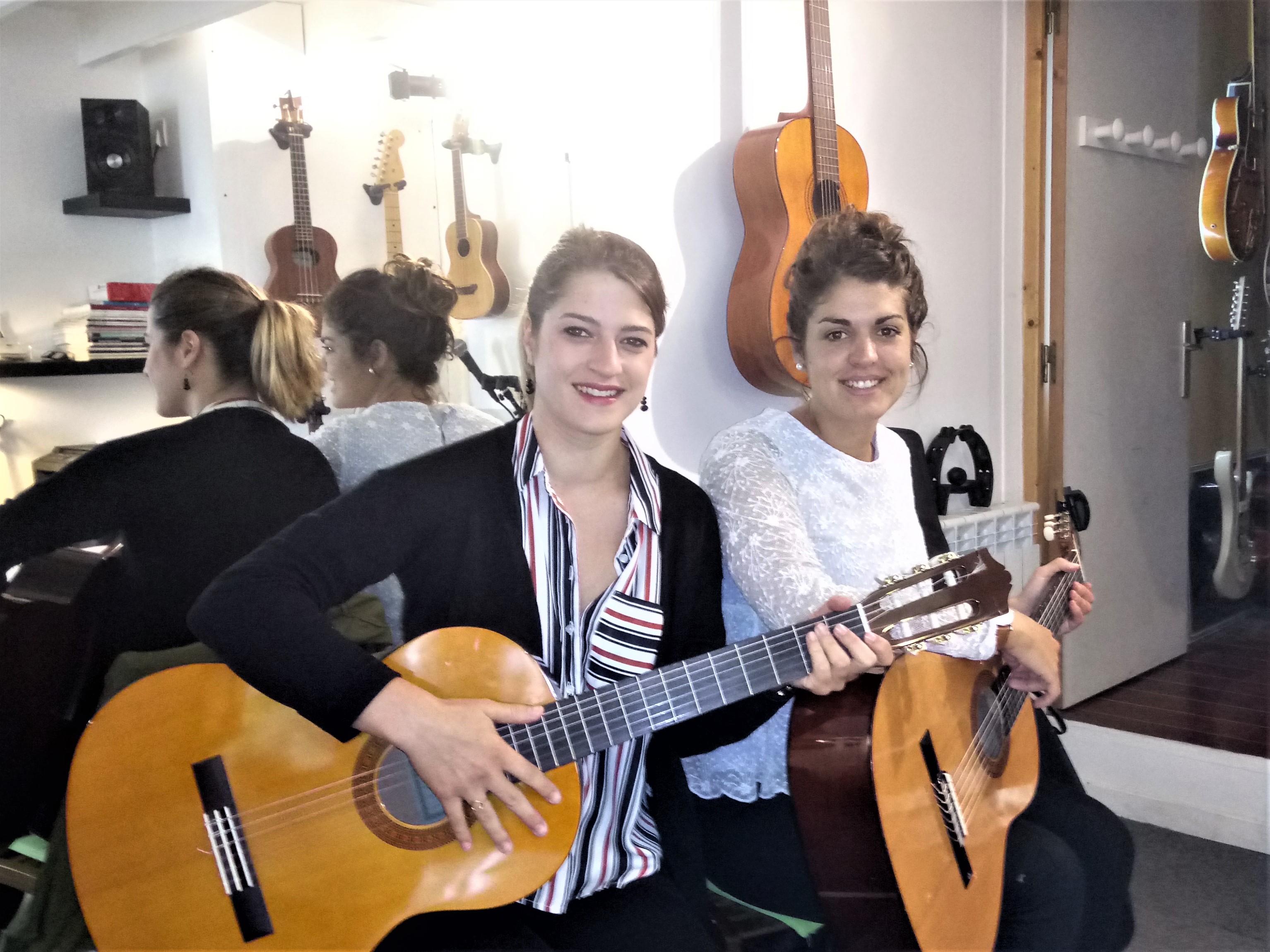 Lucie et Camille