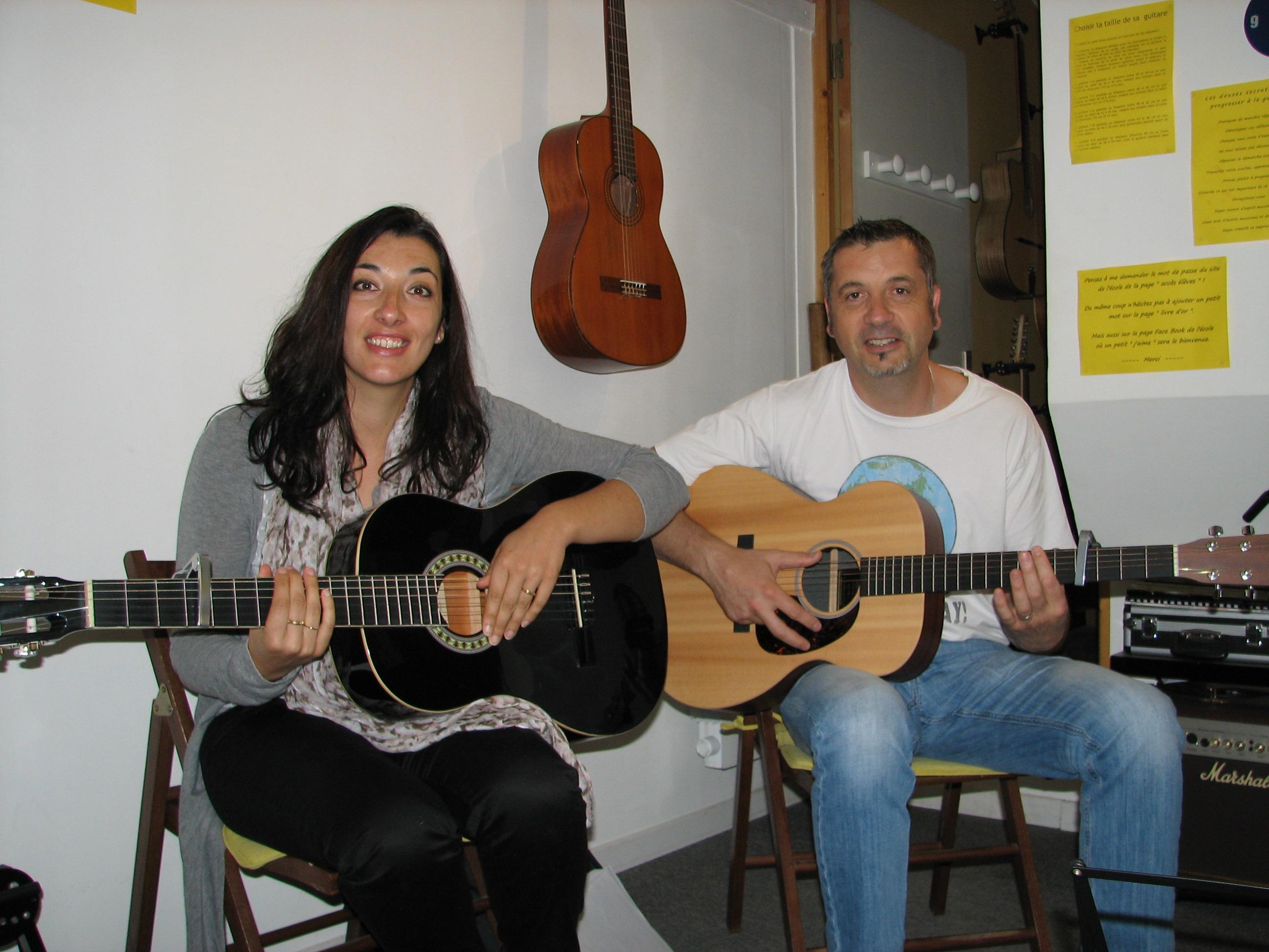 Suzy et Didier.
