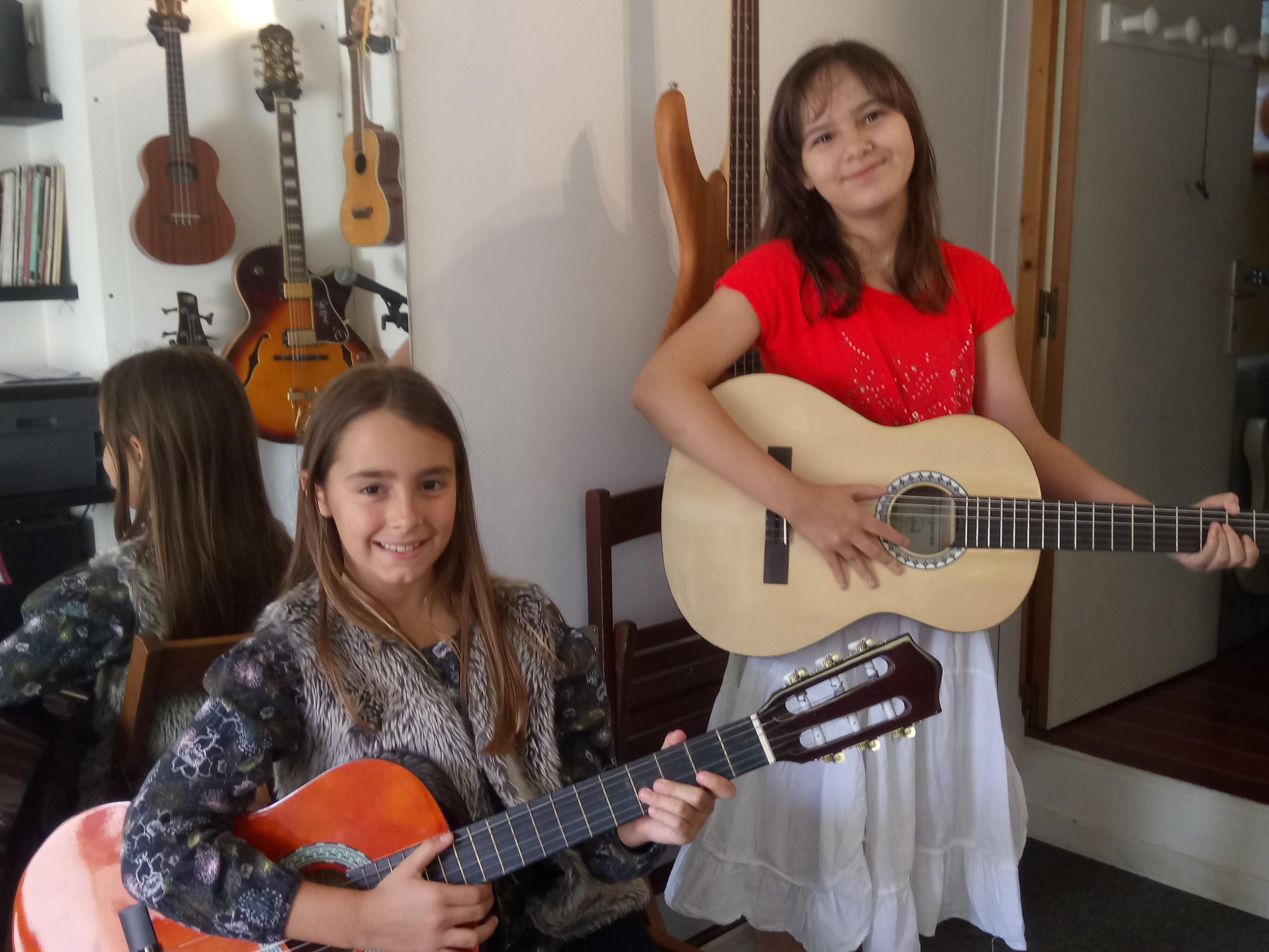 Lena et Cheynne