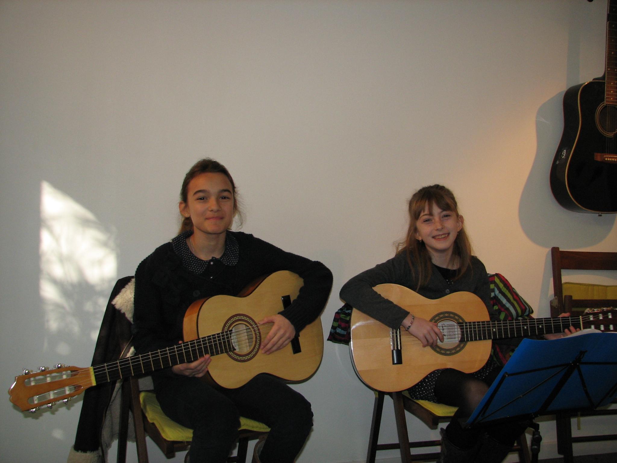 Louise et Lucie