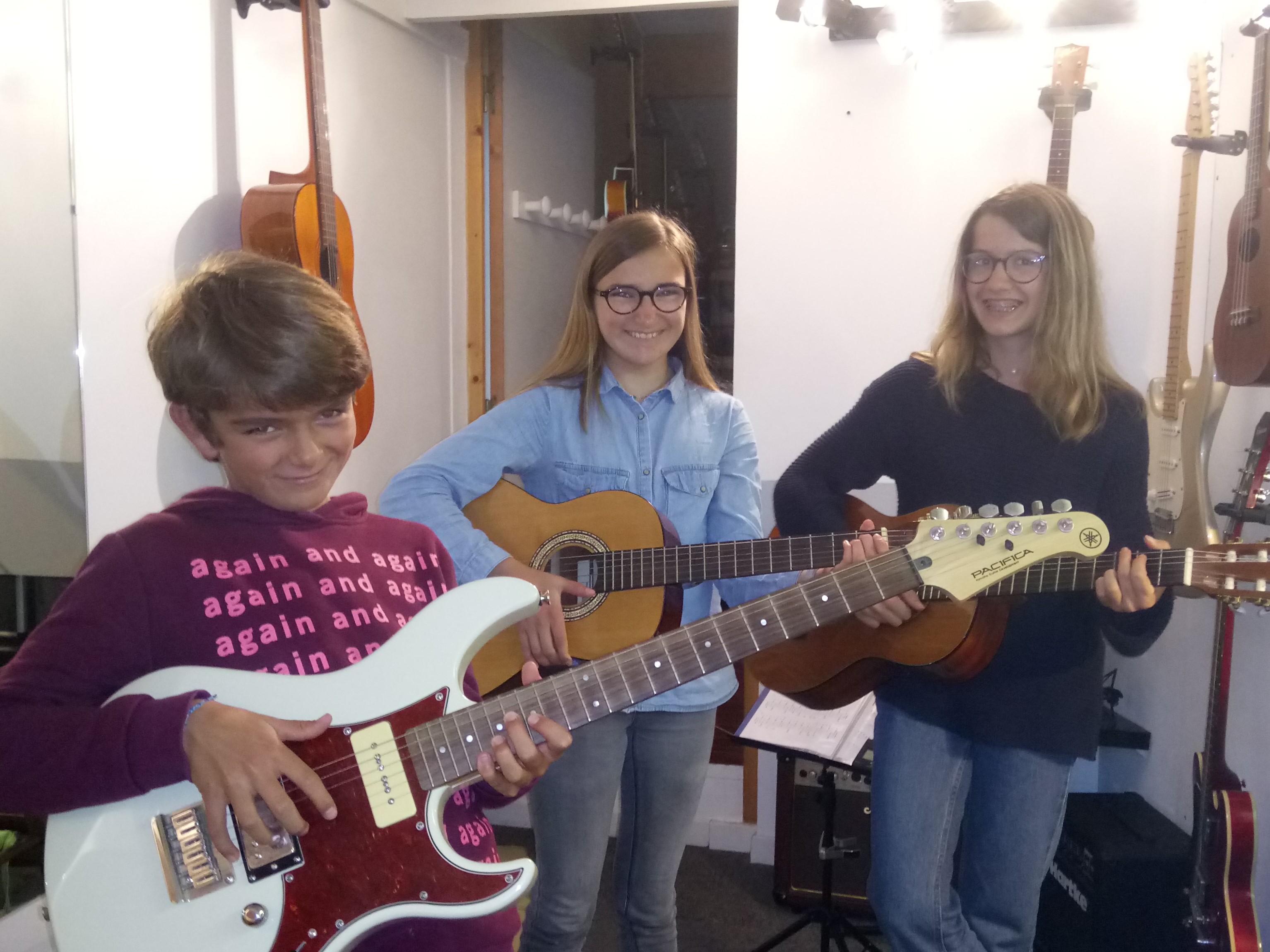 Bruno, Clara et Lena