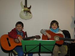 Enzo et Evann
