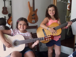 Lina et Nora
