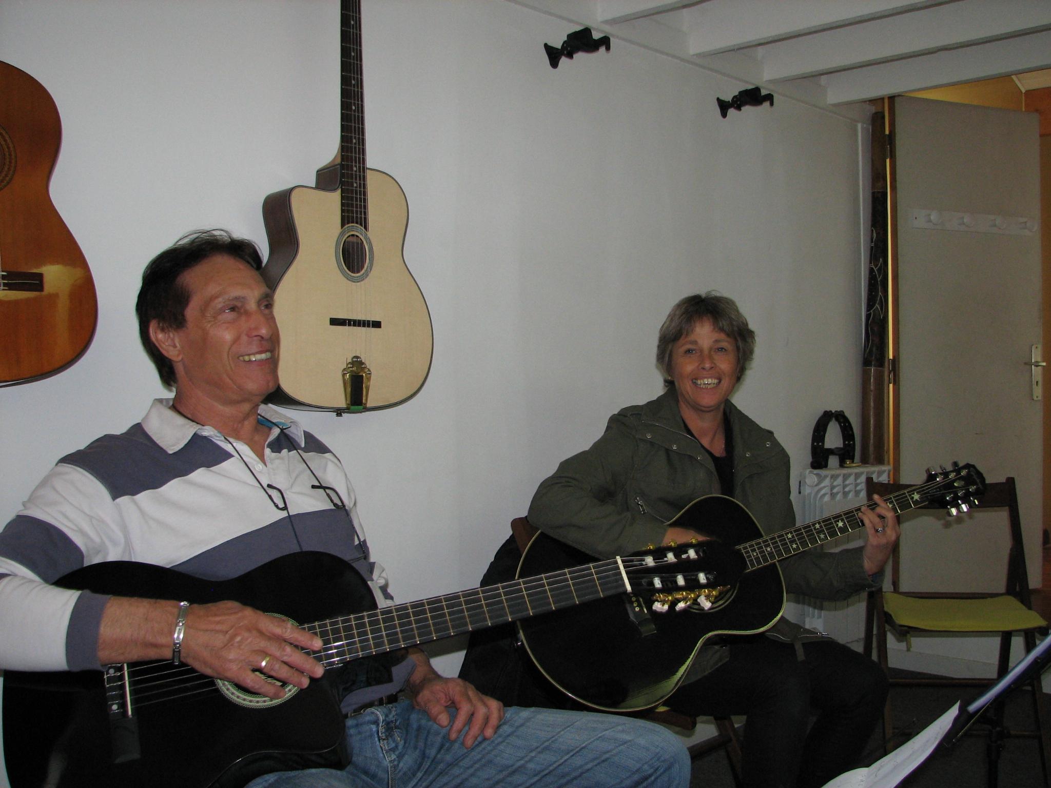 Robert et Véronique